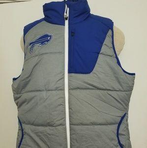 Buffalo bills womens puffer vest